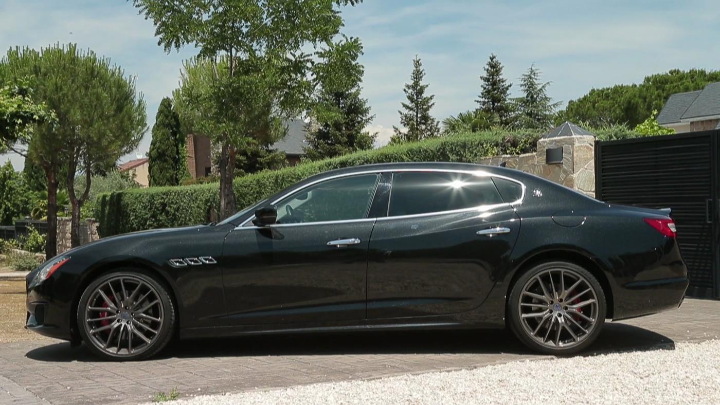 Temporada 2017 Programa 1.096 - Maserati Quattroporte