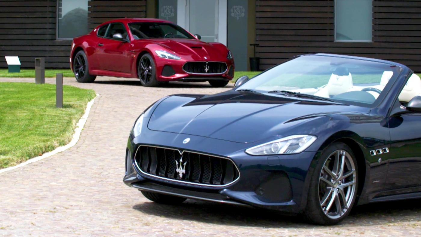 Temporada 2017 Programa 1.100 - Maserati GranTurismo y GranCabrio