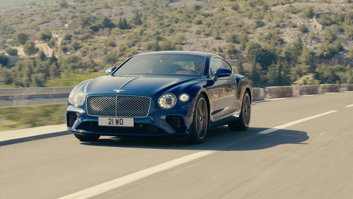 Temporada 2017 Programa 1.106 - Bentley Continental GT , el novamás del lujo