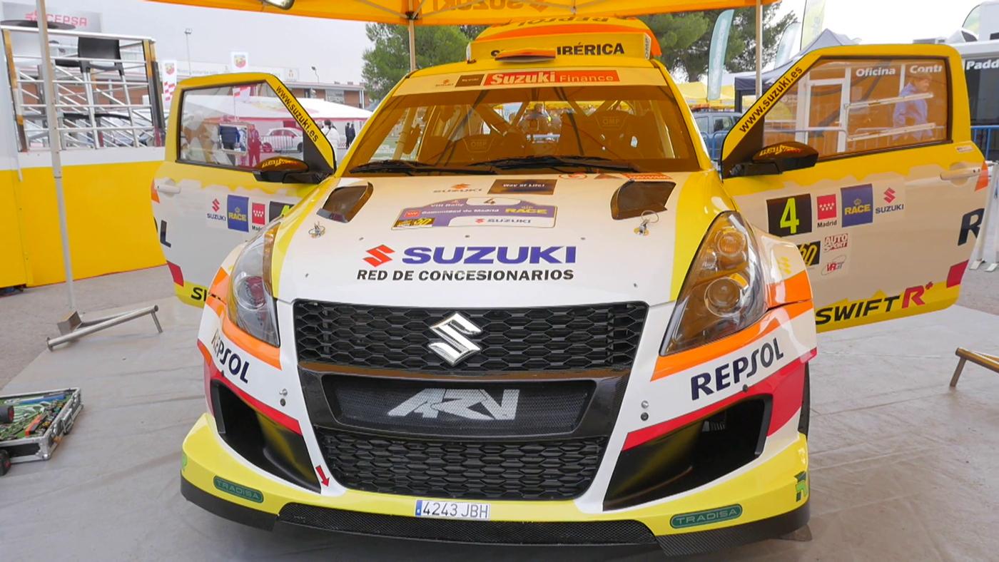 Temporada 2017 Programa 1.114 - Suzuki, primera victoria en el Campeonato de España de Rallyes