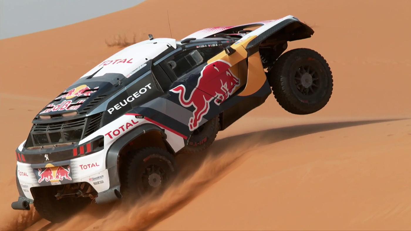Temporada 2018 Progr. 1.118 - Comienza el Rally Dakar 2018