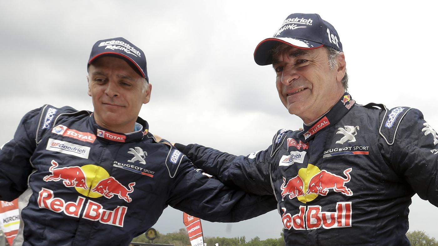 Temporada 2018 Progr. 1.121 - Homenaje al bicampeón del Dakar, Carlos Sainz