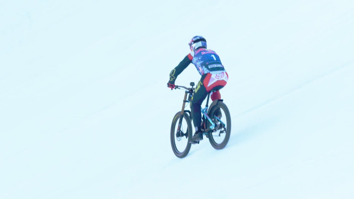 Temporada 2018 Progr. 1.123 - En bici por la nieve