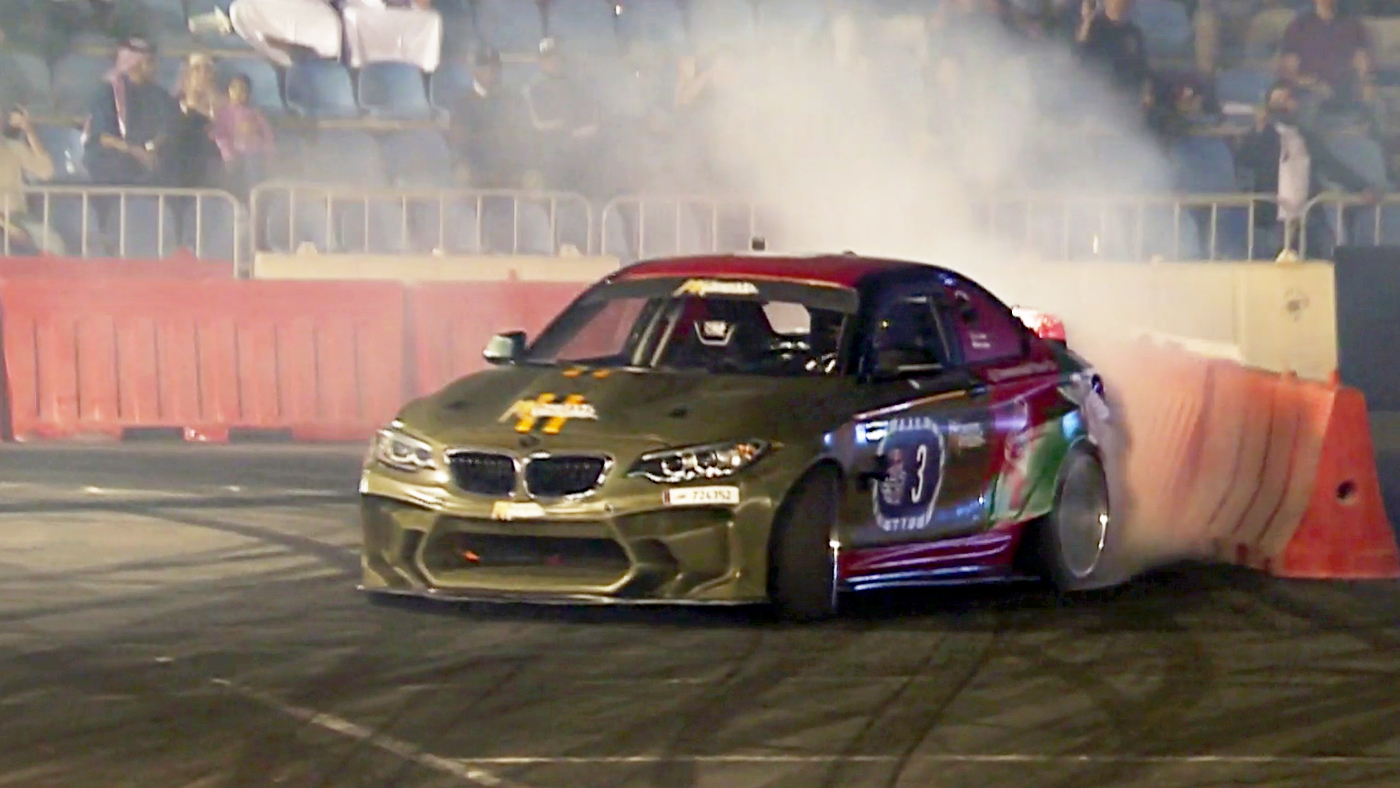 Temporada 2018 Progr. 1.129 - Transmisiones al límite: Car Park Drift