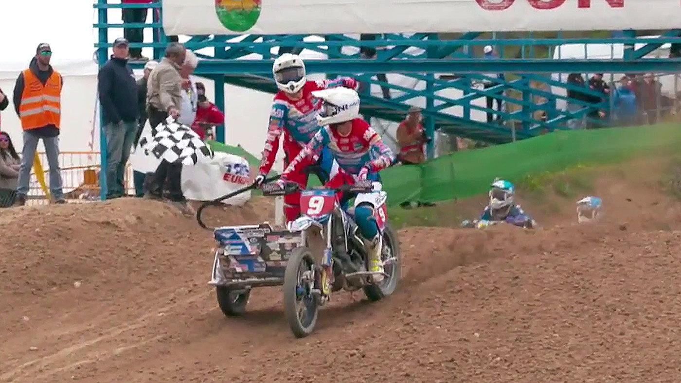 Temporada 2018 Progr. 1.139 - El Mundial de Sidecarcross llega a España