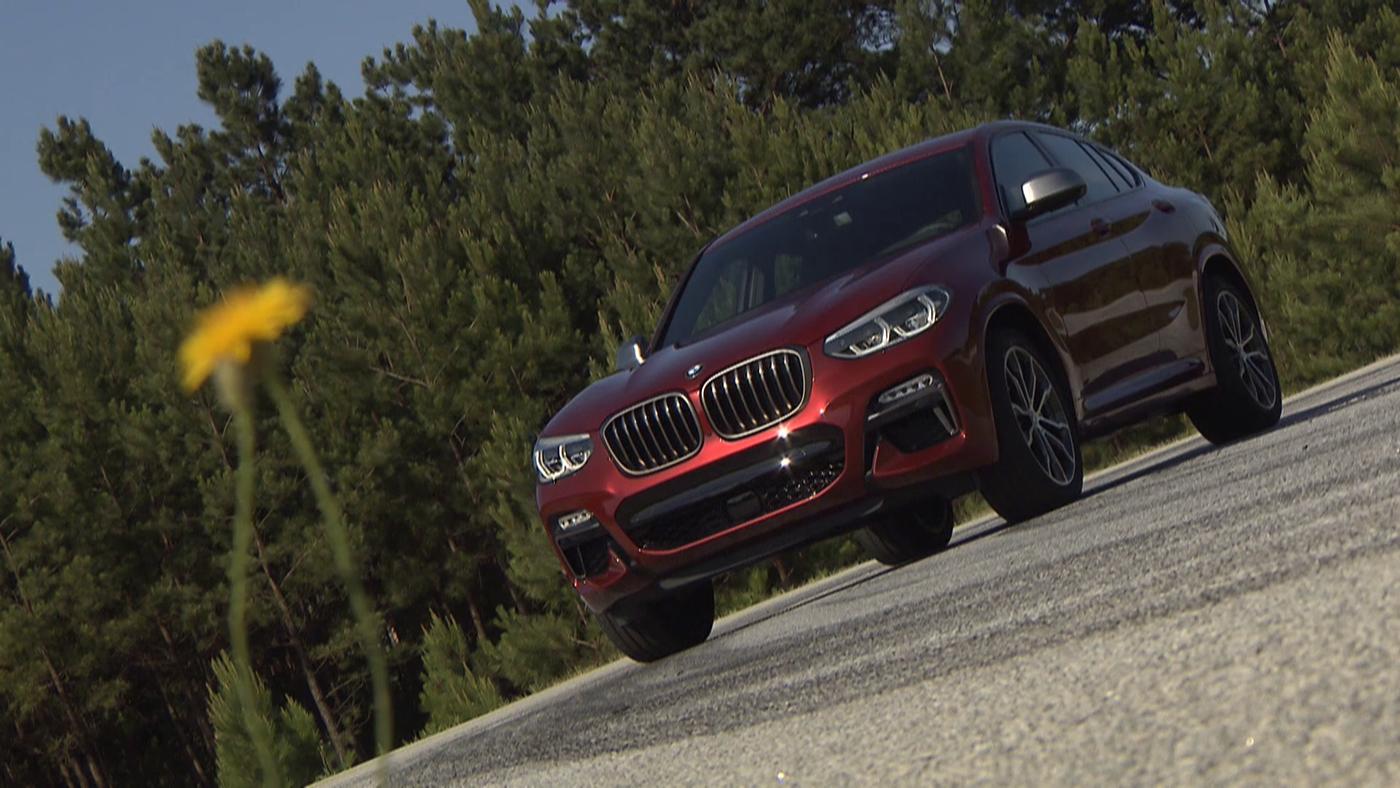 Temporada 2018 Progr. 1.148 - La nueva generación del BMW X4