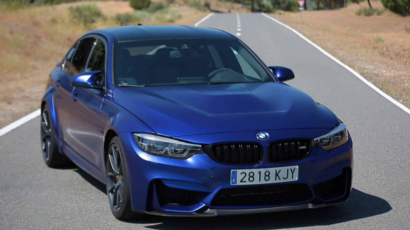 Temporada 2018 Progr. 1.150 - El potencial del BMW M3 CS