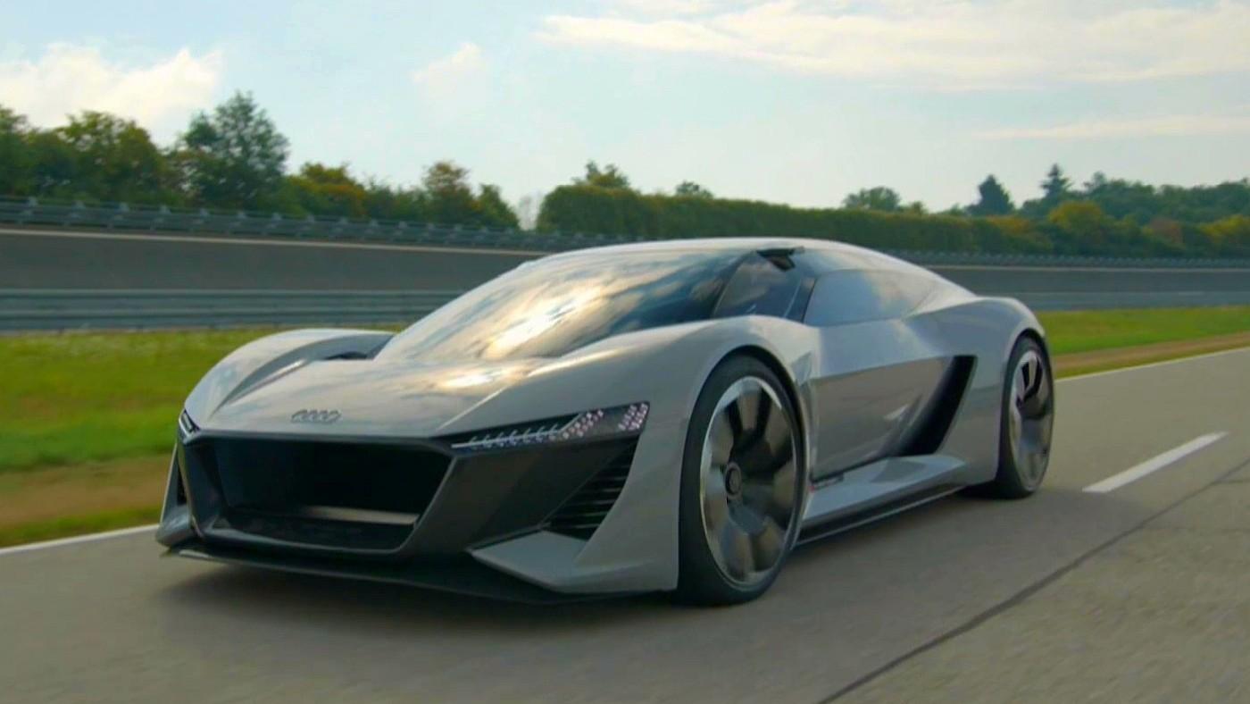 Temporada 2018 Progr. 1.156 - El deportivo eléctrico más ambicioso de Audi