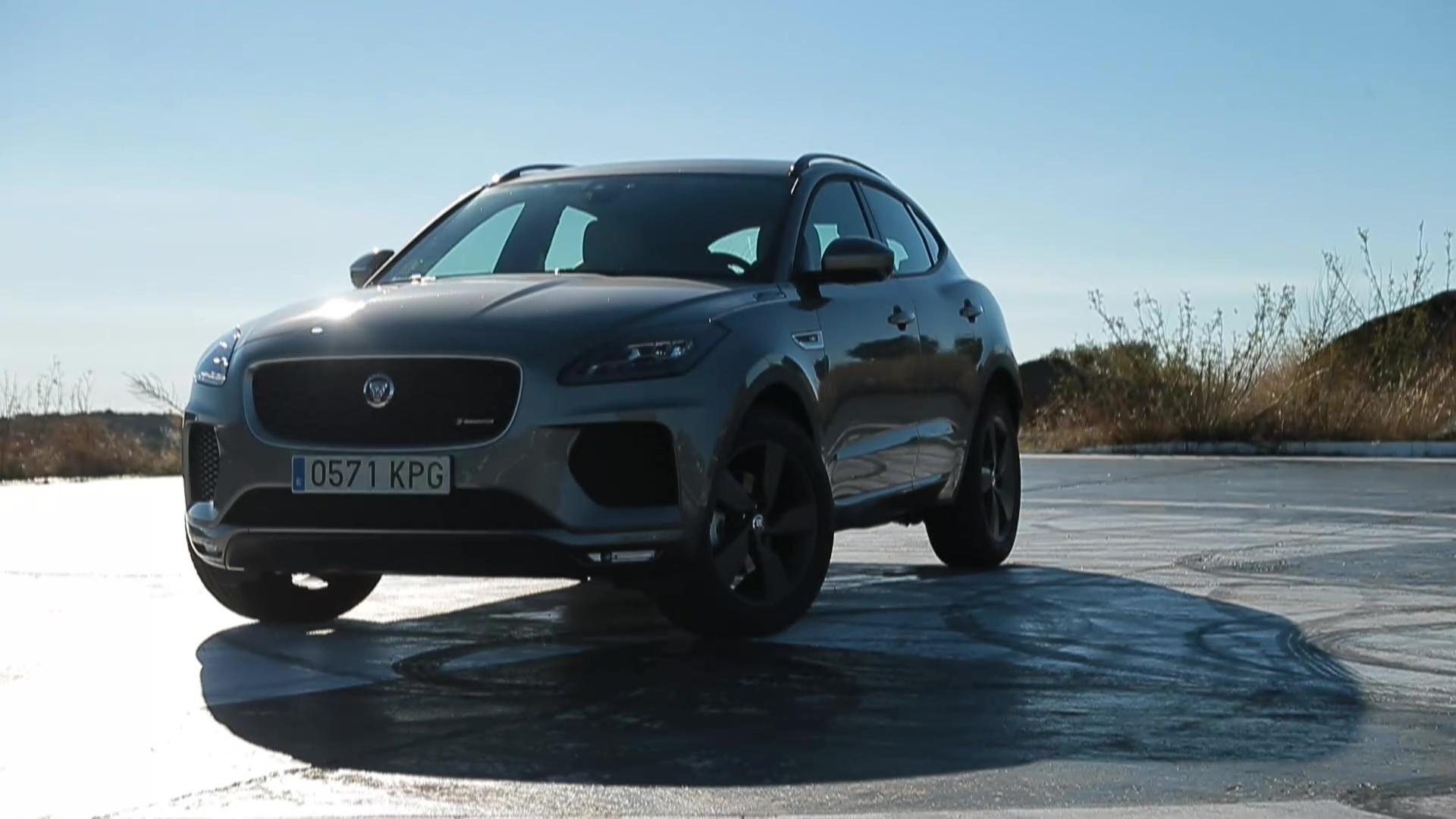 Temporada 2018 Progr. 1.157 - Por qué el E-Pace es uno de los modelos más vendidos de Jaguar