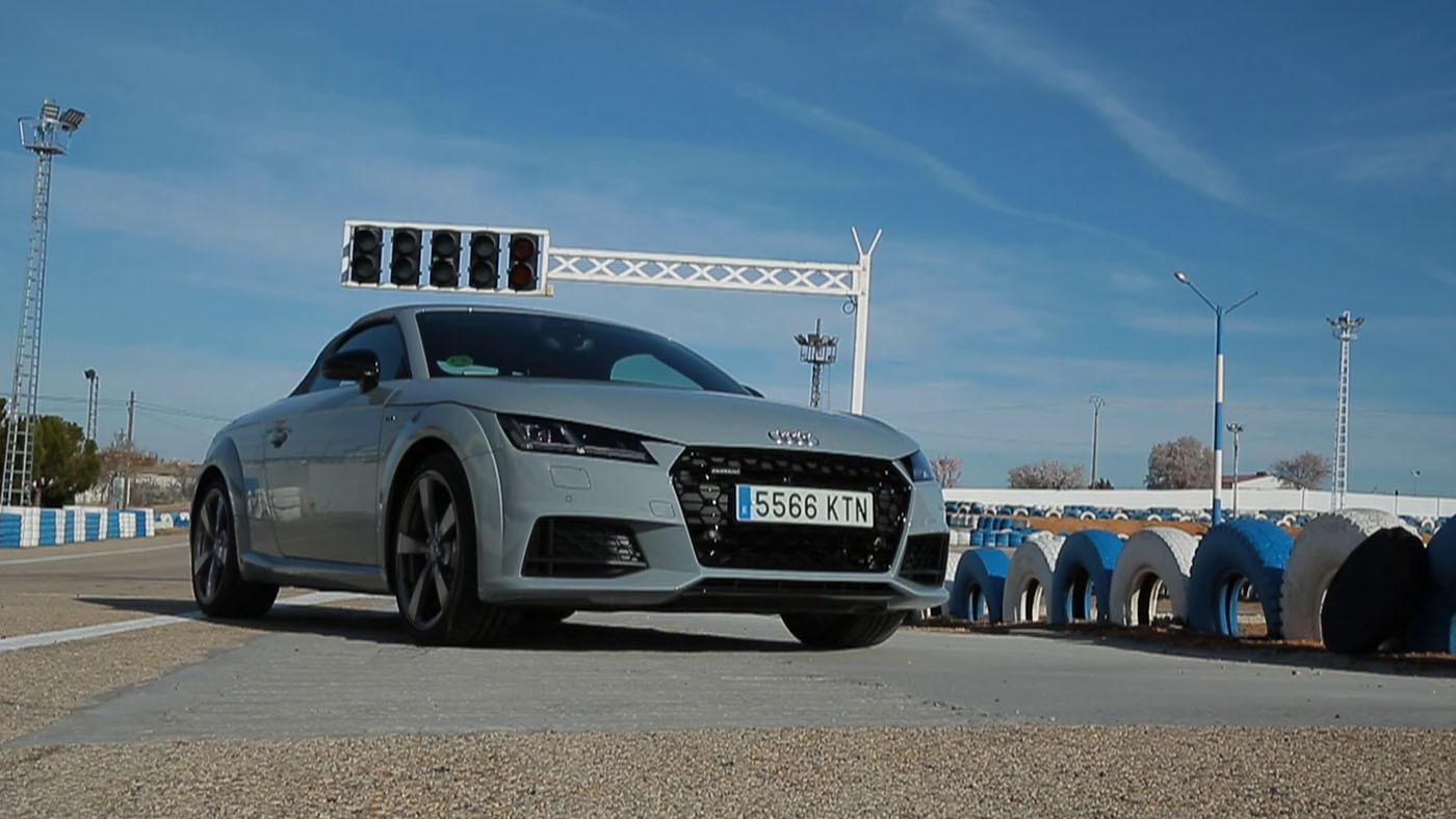 Temporada 2019 Progr. 1.176 - Así es el Audi TT 20 Aniversario