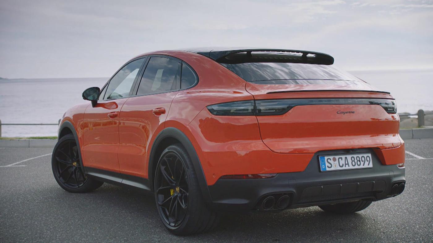 Temporada 2019 Progr. 1.180 - El Porsche Cayenne Coupé, un coche para soñar