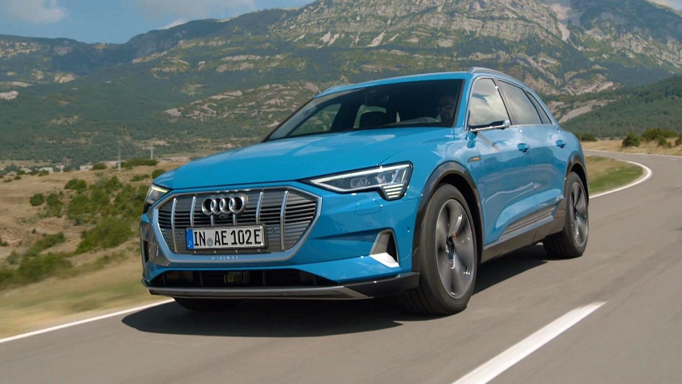 Temporada 2019 Progr. 1.186 - E-Tron,  el primer todocamino eléctrico de Audi
