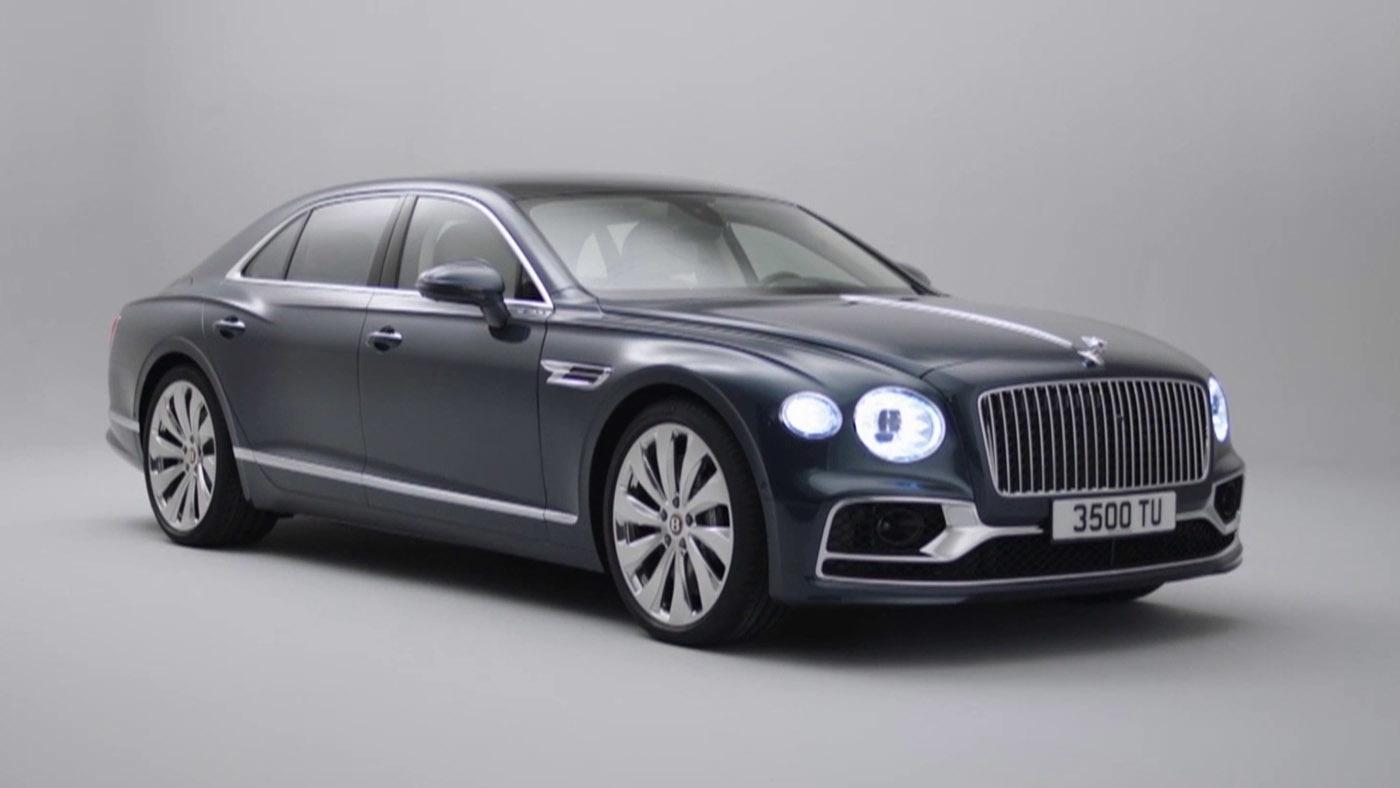 Temporada 2019 Progr. 1.192 - Un programa de lujo: así es el nuevo Bentley Flying Spur