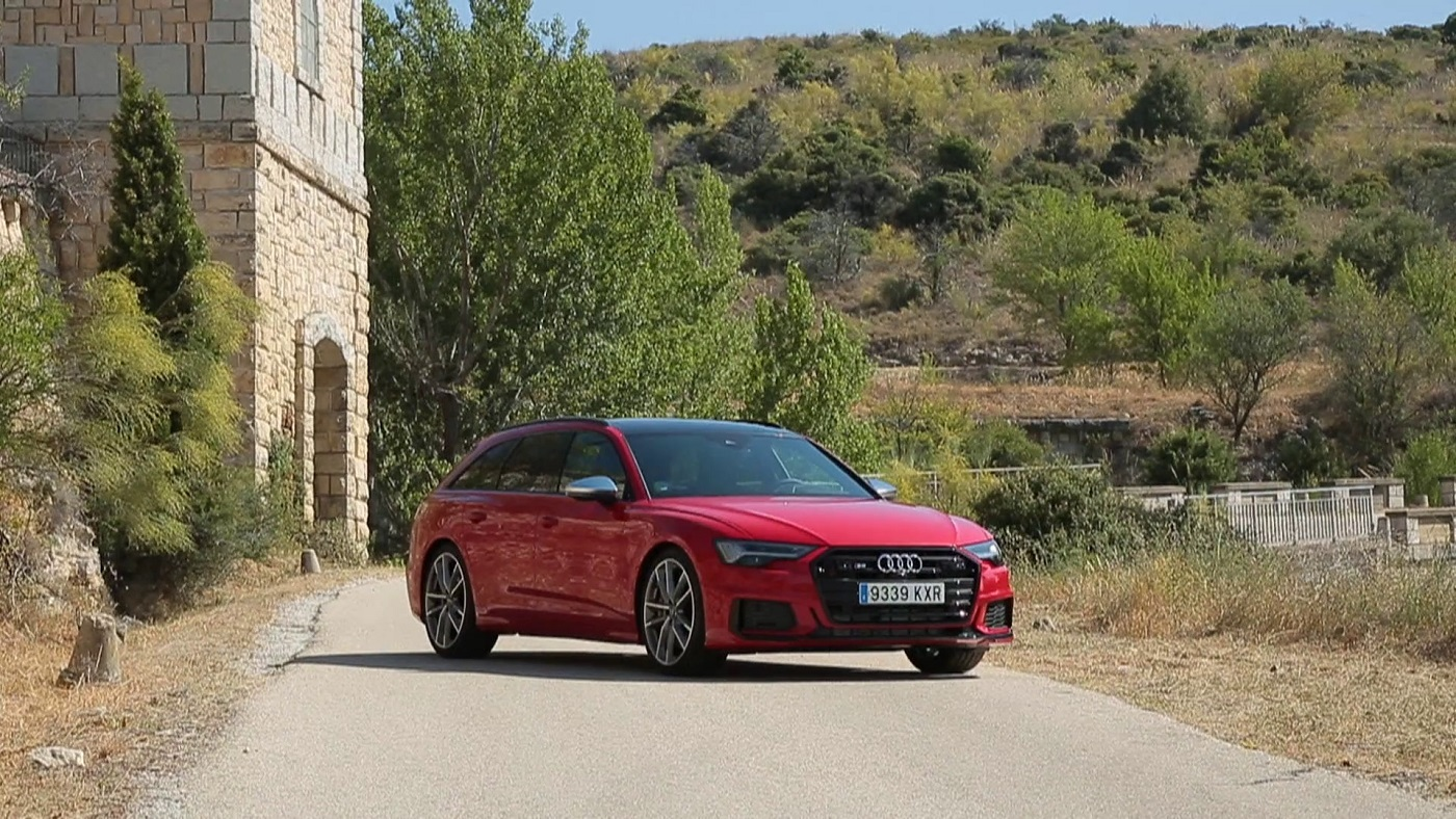 Temporada 2019 Progr. 1.194 - Audi S6 Avant: Un TDI Eco