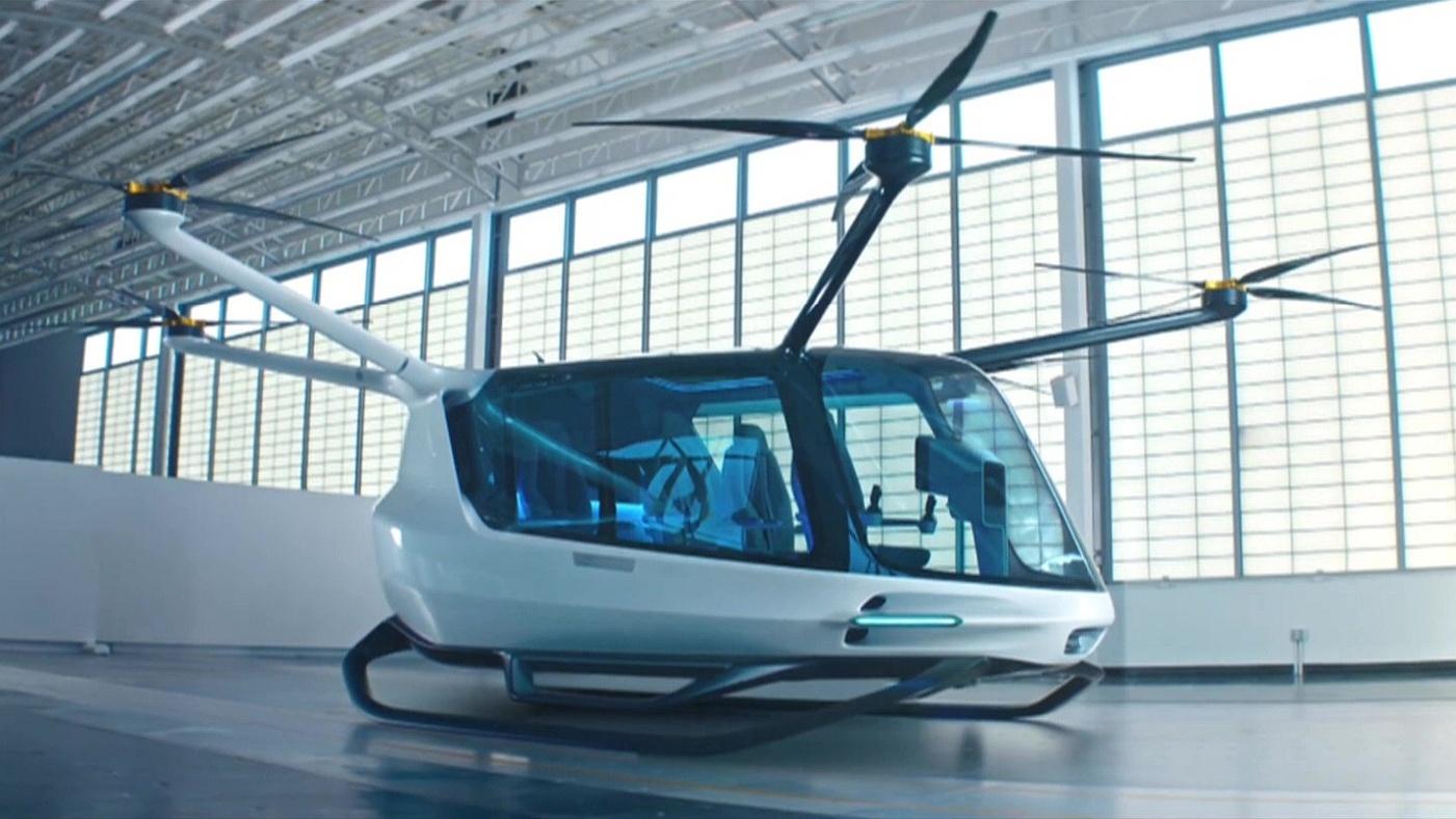 Temporada 2019 Progr. 1.198 - BMW nos muestra los taxis del futuro