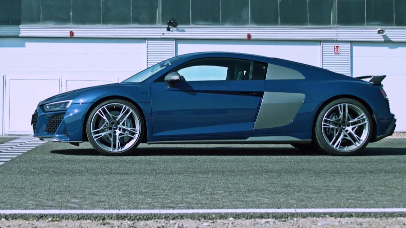 Temporada 2019 Progr. 1.199 - Así es el nuevo Audi R8, el más rápido de la historia