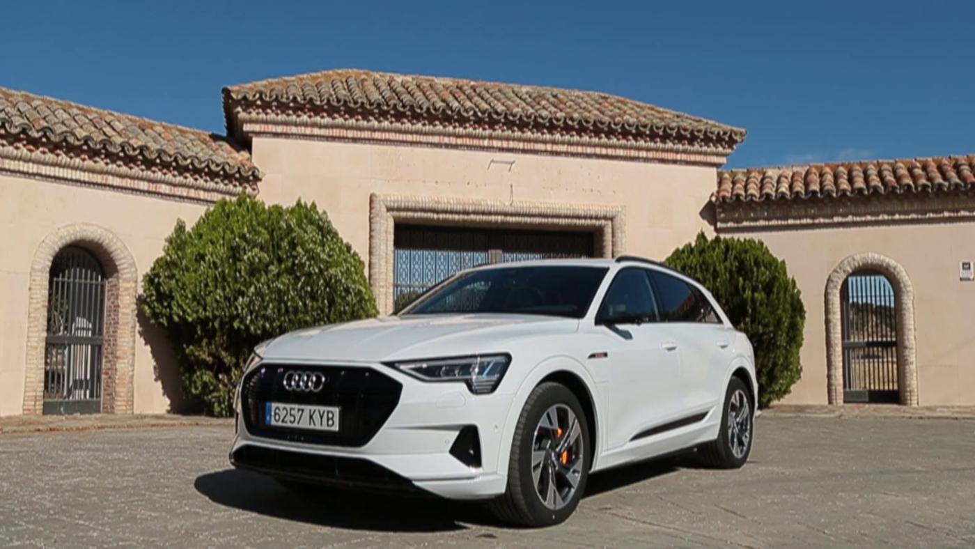 Temporada 2019 Progr. 1.200 - Así es el nuevo Audi e-tron 100% eléctrico