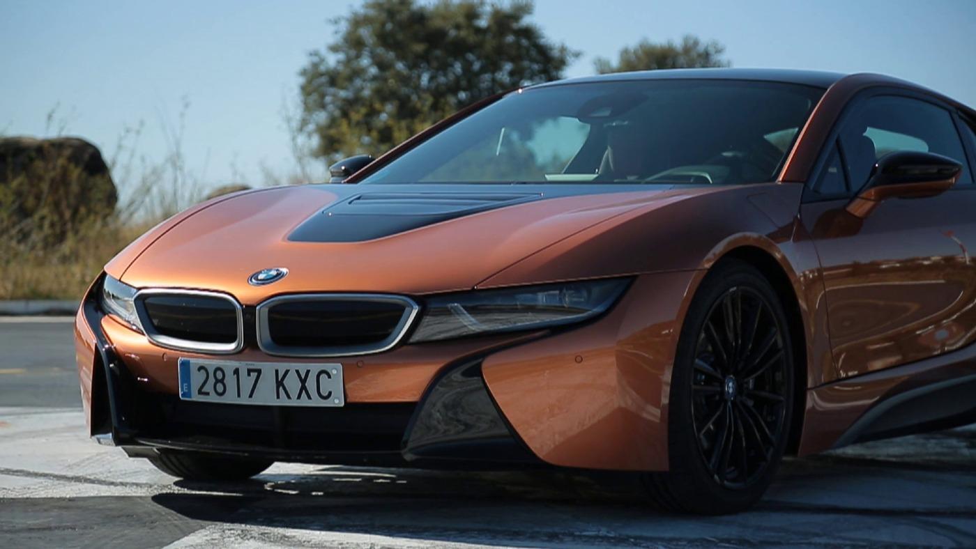 Temporada 2019 Progr. 1.207 - Así es el impresionante BMW i8 Coupé