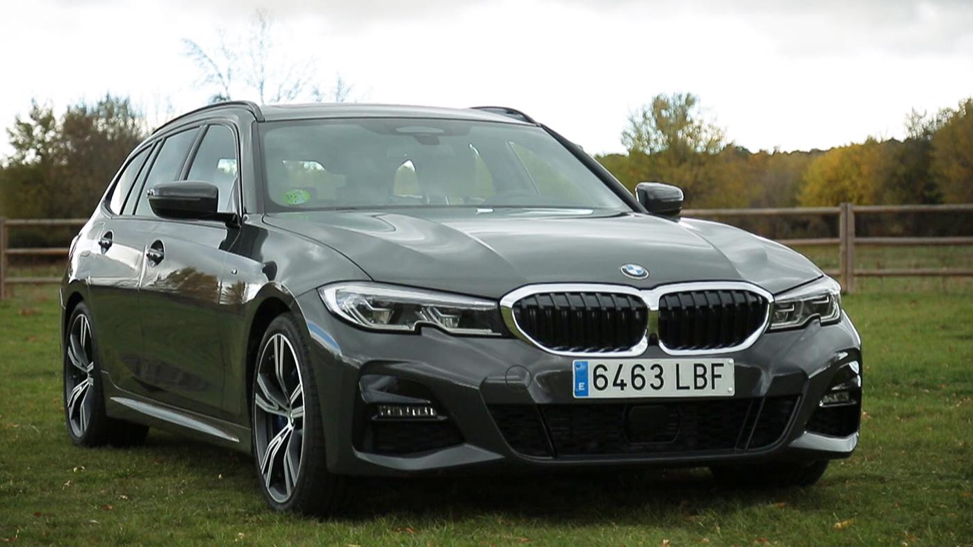 Temporada 2019 Progr. 1.213 - Así es el nuevo BMW Serie 3 Touring