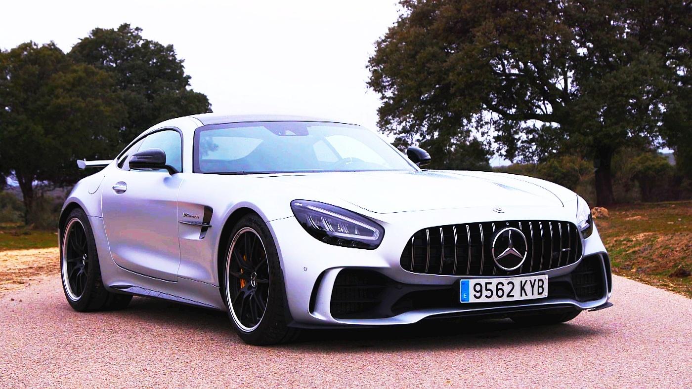 Temporada 2020 Progr. 1.221 - AMG GT R, probamos la nueva joya de la corona de Mercedes-Benz