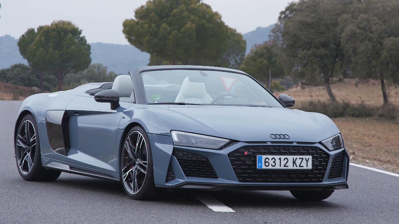 Temporada 2020 Progr. 1.222 - El espectacular Audi R8 Spyder
