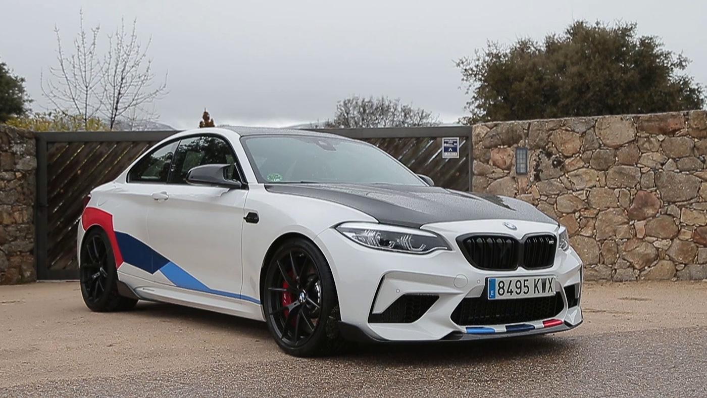 Temporada 2020 Progr. 1.223 - Así es el BMW M2 Competition
