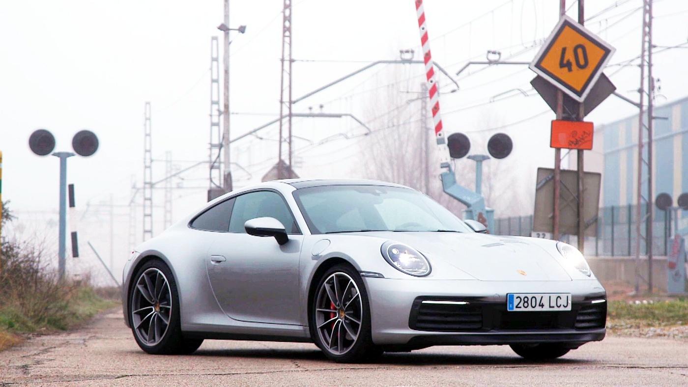 Temporada 2020 Progr. 1.224 - Porsche 911 Carrera 4S, los clásicos nunca mueren