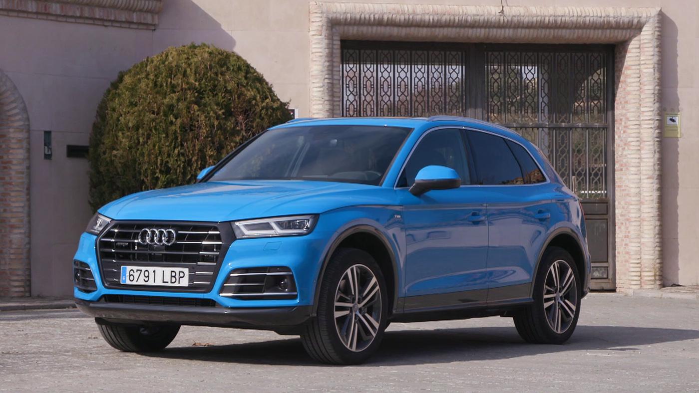 Temporada 2020 Progr. 1.225 - Así es el Audi Q5 híbrido