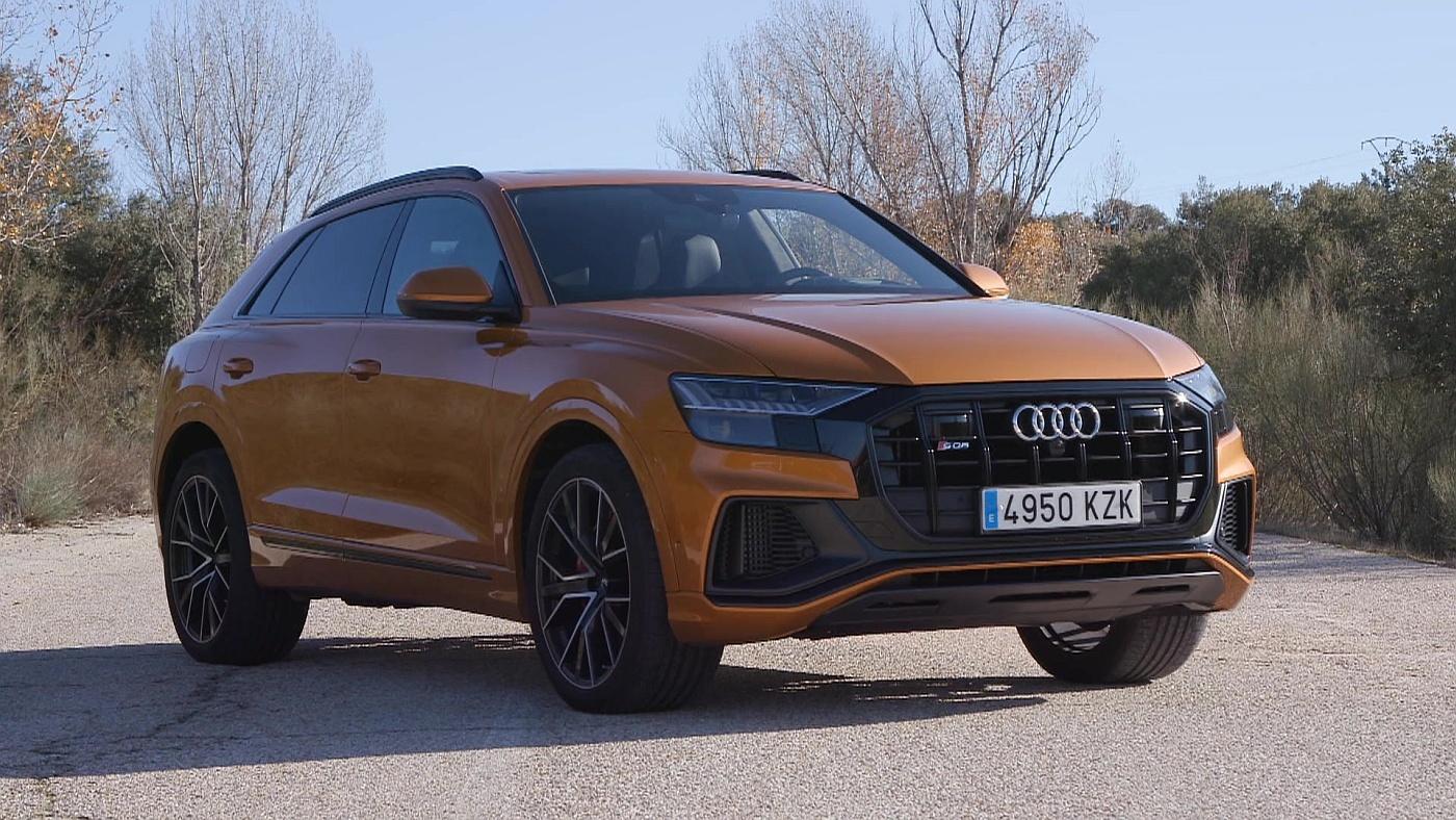 Temporada 2020 Progr. 1.229 - Audi SQ8, el super SUV