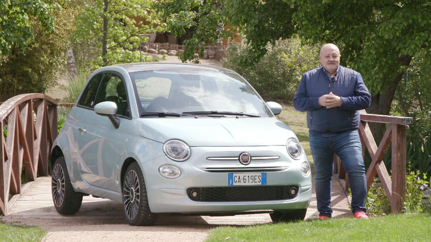 Temporada 2020 Progr. 1.239 - Descubrimos el nuevo Fiat 500 híbrido