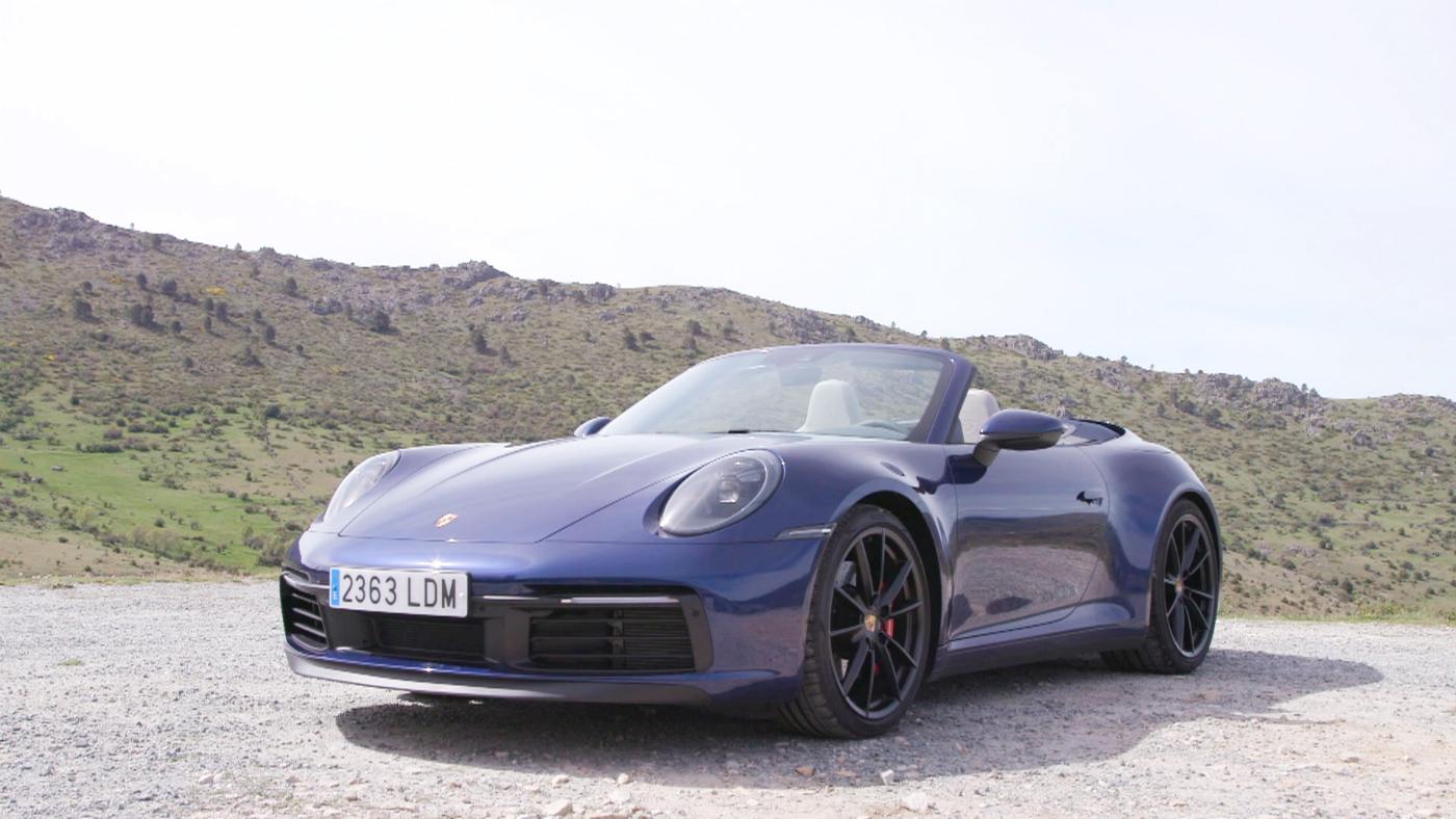 Temporada 2020 Progr. 1.240 - Porsche 911, un descapotable que enamora