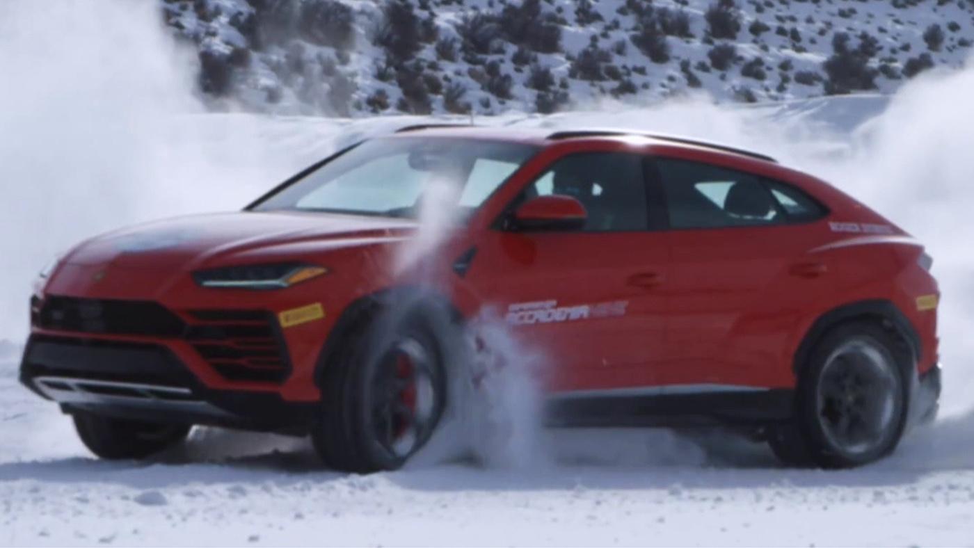 Temporada 2020 Progr. 1.242 - Lo nuevo de Lamborghini
