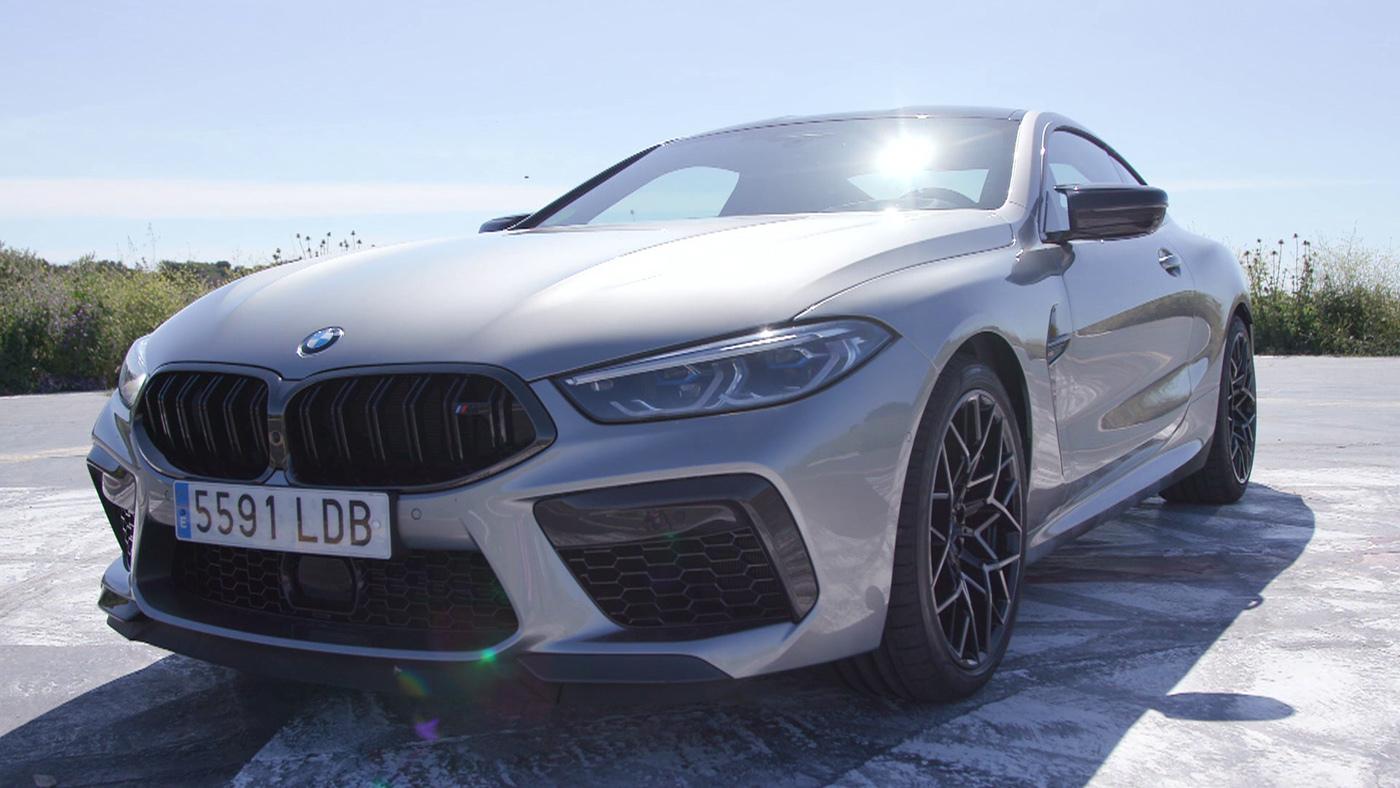 Temporada 2020 Progr. 1.244 - El nuevo BMW M8 Competition