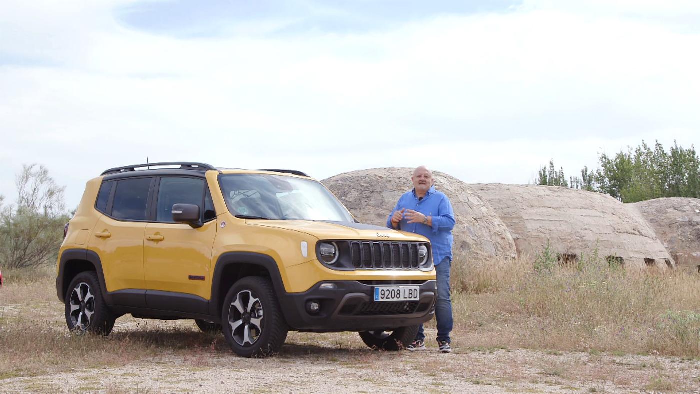 Temporada 2020 Progr. 1.245 - La fuerza y carácter del Jeep Renegate 2020