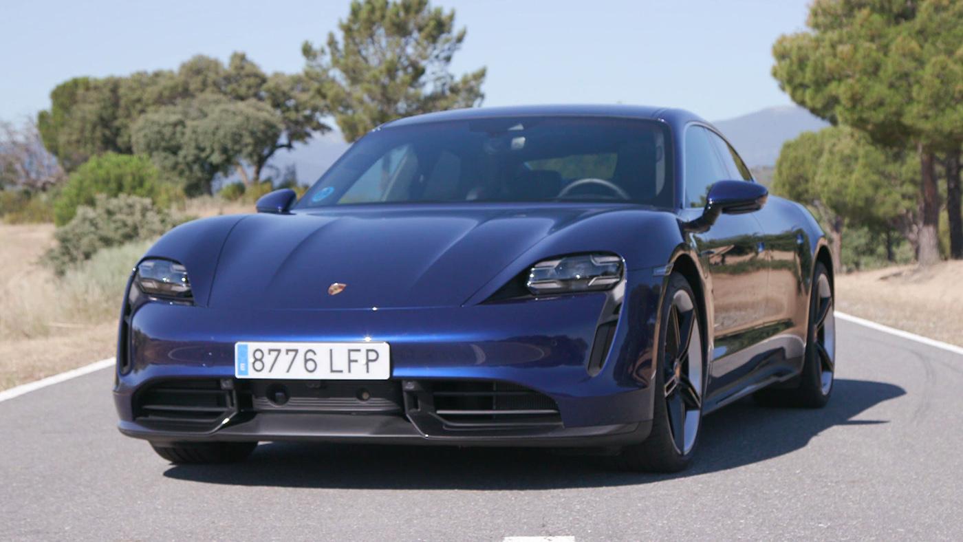 Temporada 2020 Progr. 1.248 - Porsche Taycan: deportivo y eléctrico