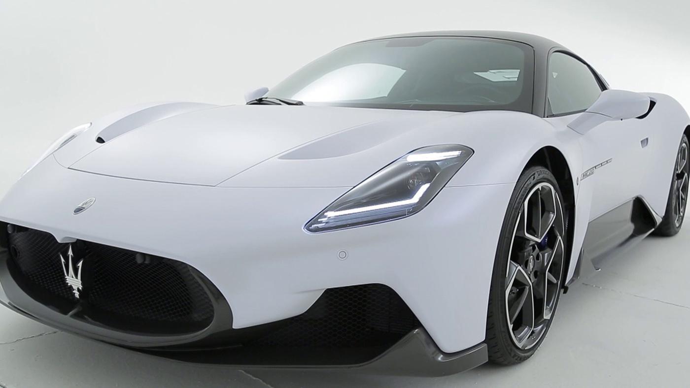 Temporada 2020 Progr. 1.256 - El nuevo Maserati MC20