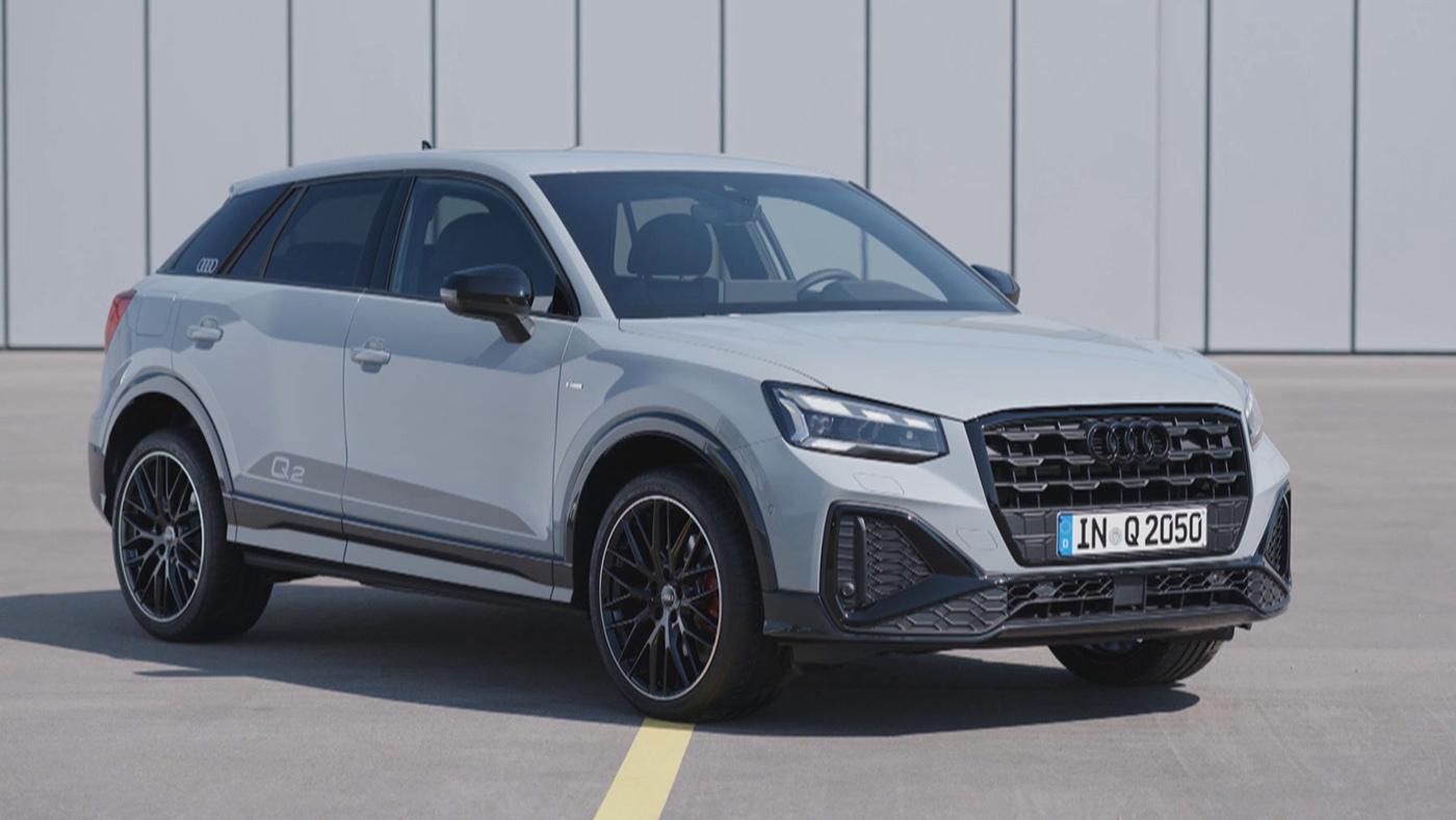 Temporada 2020 Progr. 1.257 - Las novedades del Audi Q2