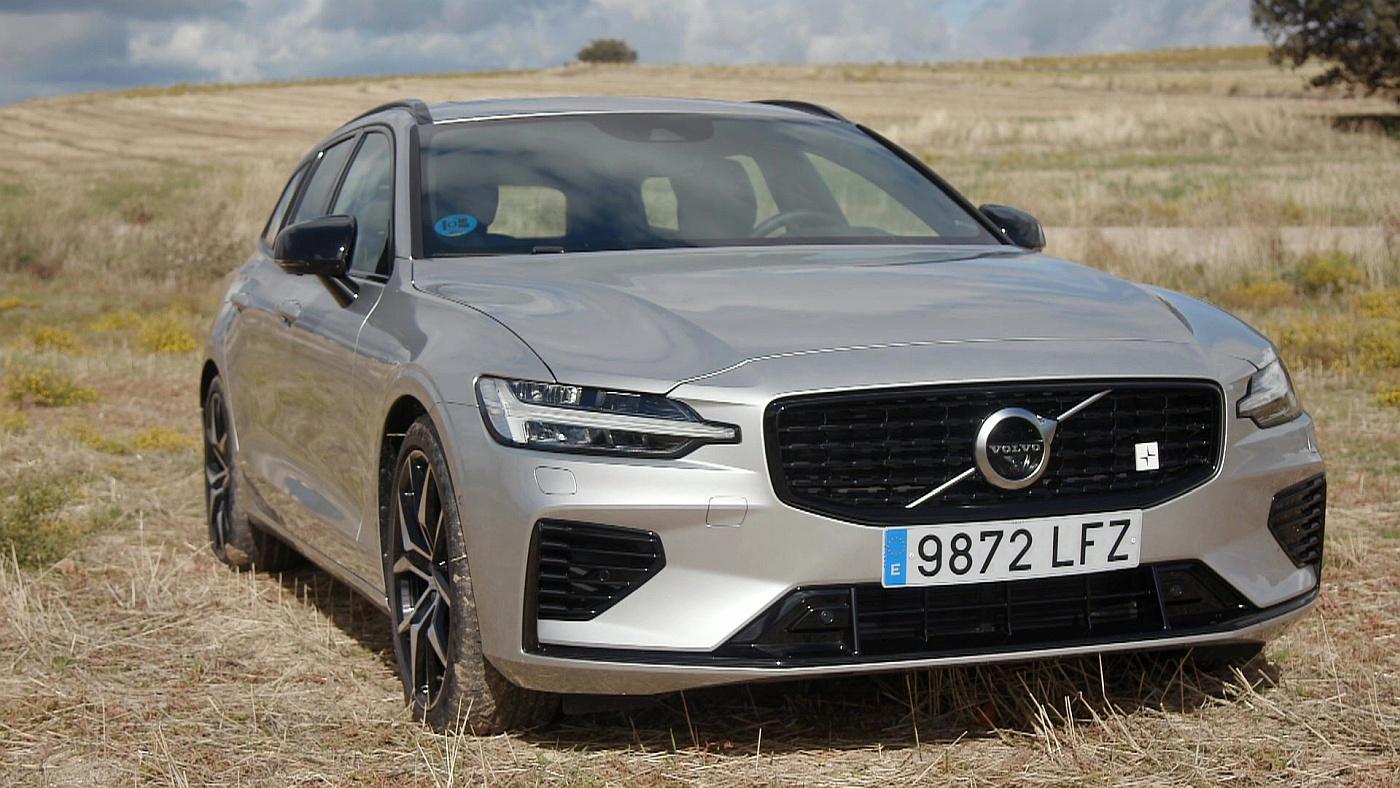 Temporada 2020 Progr. 1.262 - Volvo V60 T8 Polestar