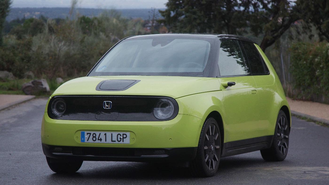 Temporada 2020 Progr. 1.264 - El Honda e, un coche retrofuturista