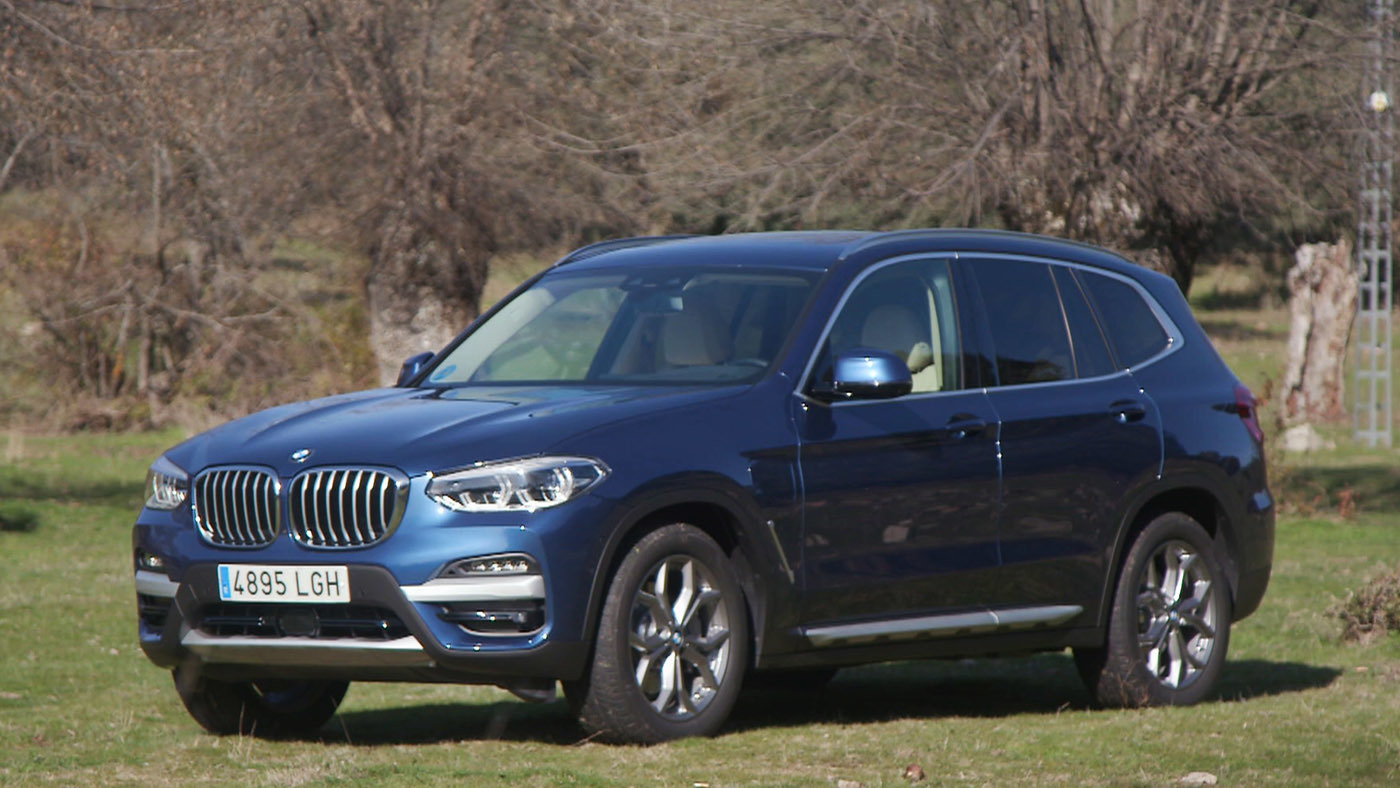 Temporada 2020 Progr. 1.265 - El BMW X3 xDrive electrificado