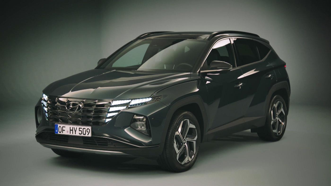Temporada 2020 Progr. 1.266 - Hyundai presenta el nuevo Tucson