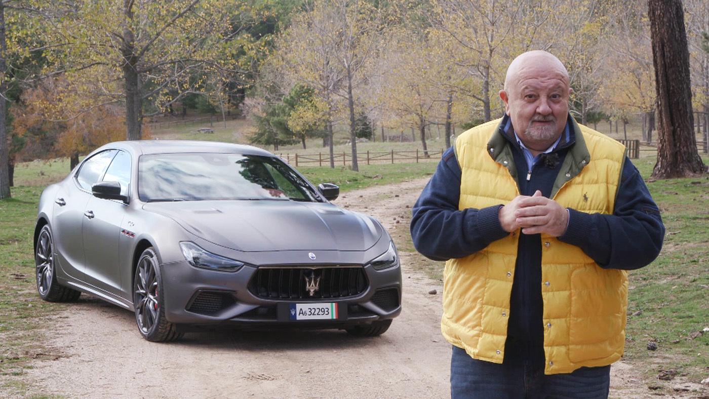 Temporada 2020 Progr. 1.268 - Probando el nuevo Maserati