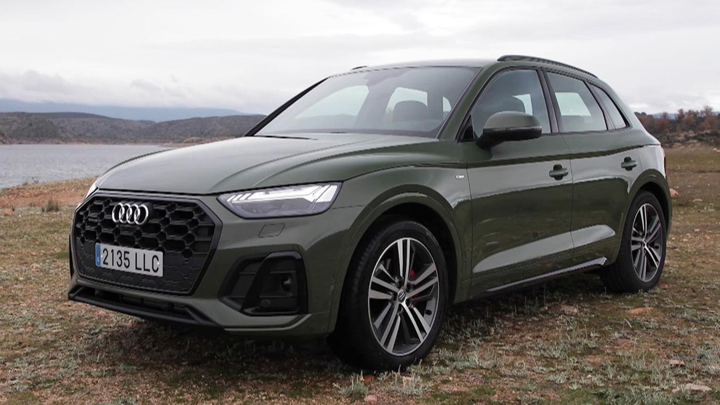 Temporada 2021 Progr. 1.272 - Las novedades del Audi Q5