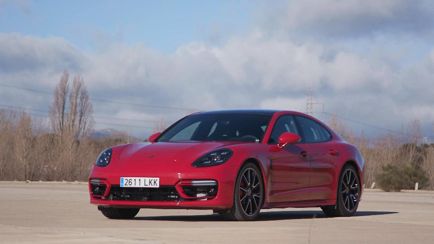 Temporada 2021 Progr. 1.274 - Probando el Porsche Panamera GTS
