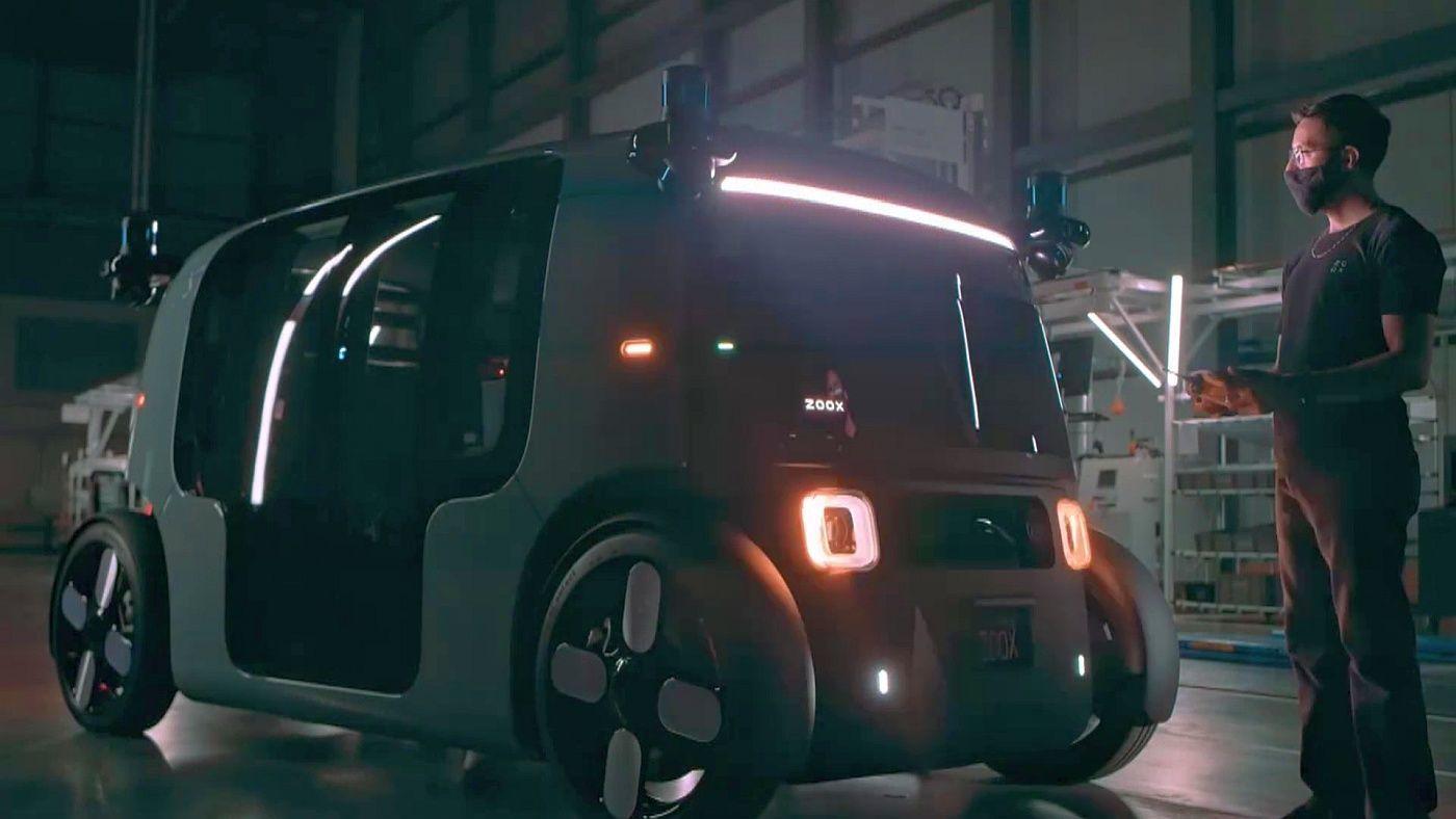 Temporada 2021 Progr. 1.280 - Zooxs, el coche autónomo de Amazon