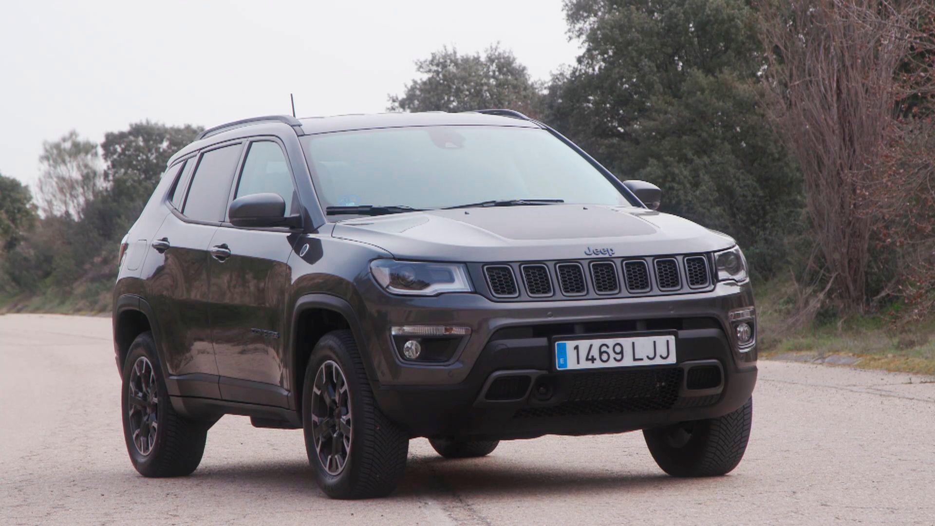 Temporada 2021 Progr. 1.281 - El nuevo Jeep Compass 4XE, al detalle