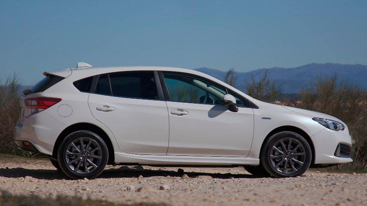 Temporada 2021 Progr. 1.283 - Así es el Subaru Impreza ecoHYBRID