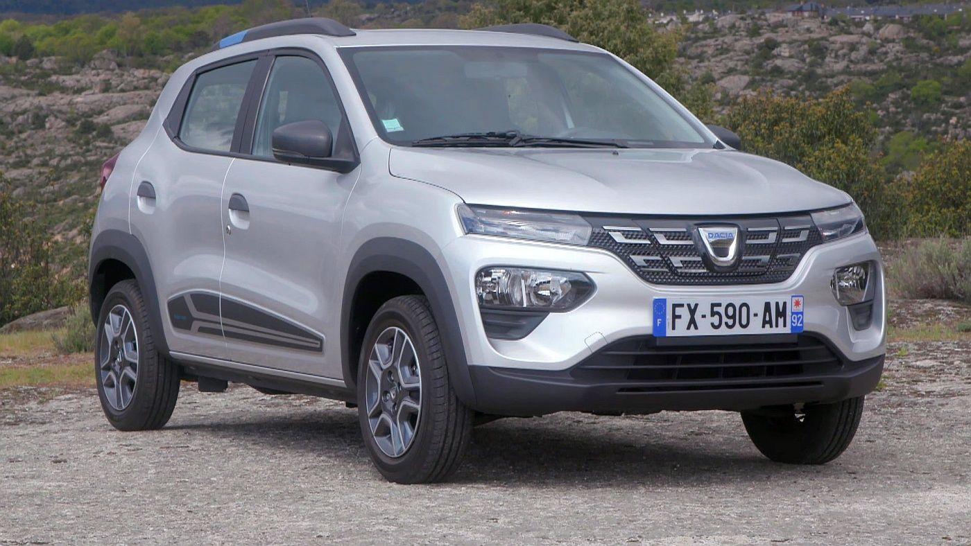 Temporada 2021 Progr. 1.287 - Dacia trae el coche eléctrico más barato