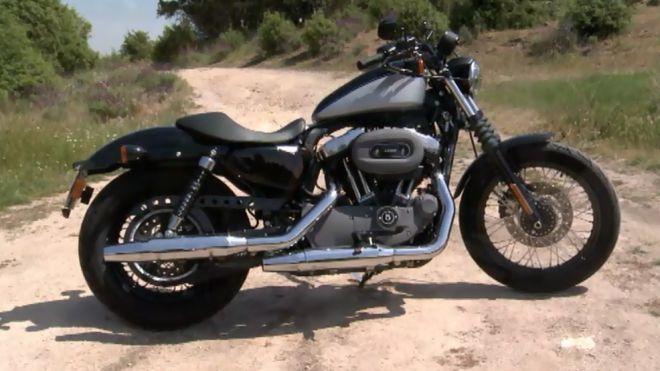 Temporada 2012 Programa 13 - Harley Davidson 1200 Nightster