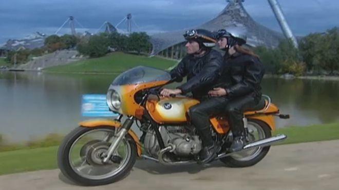 Temporada 2012 Programa 28 - Historia de BMW Motorrad